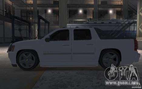 Chevrolet Avalanche v1.0 para GTA 4 left