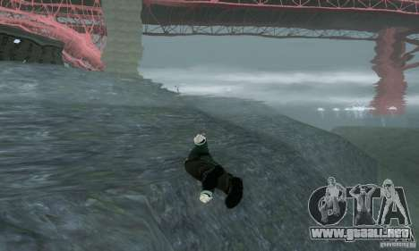 ENB Reflection Bump 2 Low Settings para GTA San Andreas twelth pantalla