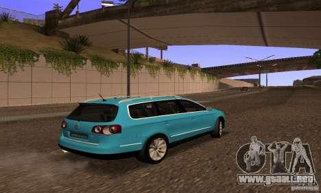 Grove Street v1.0 para GTA San Andreas novena de pantalla