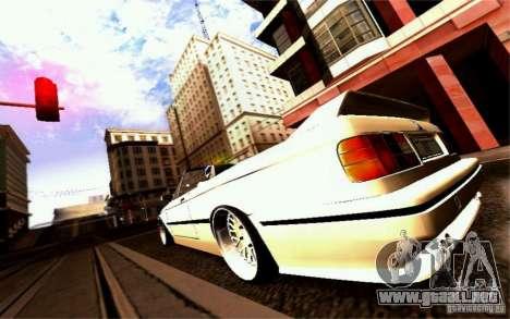 BMW E30 M3 Cabrio para el motor de GTA San Andreas