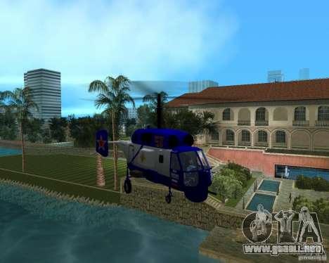 Ka-27 para GTA Vice City visión correcta