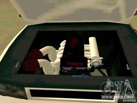New Sultan v1.0 para las ruedas de GTA San Andreas