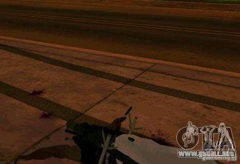 Animaciones de reclutamiento de GTA IV para GTA San Andreas segunda pantalla