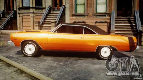 Dodge Dart GT 1975 [Final] para GTA 4 left