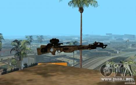 Ballesta para GTA San Andreas tercera pantalla