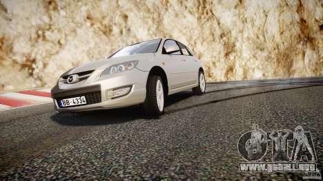 Mazda 3 2004 para GTA motor 4