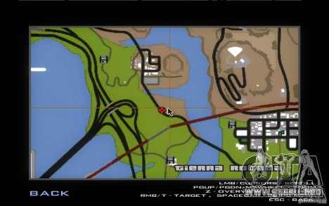 New Country Villa para GTA San Andreas décimo de pantalla