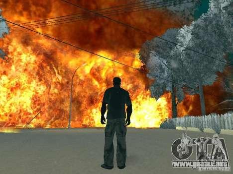 Salut v1 para GTA San Andreas sexta pantalla