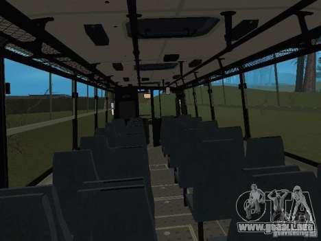 Ikarus C60 para la visión correcta GTA San Andreas