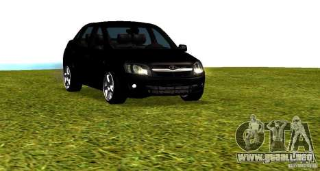 LADA Granta v2.0 para GTA San Andreas