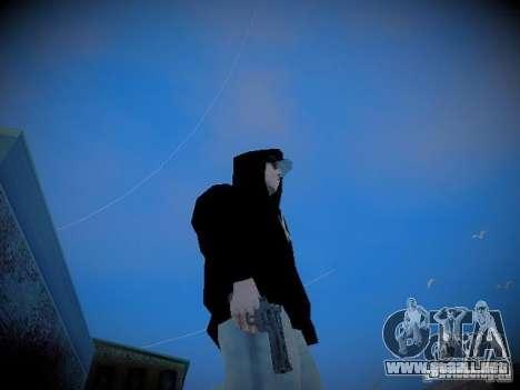 Valera MOD para GTA San Andreas segunda pantalla