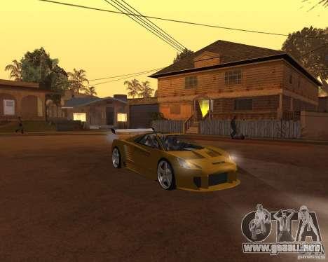 Cadillac Cien The SHARK DREAM Tuning para la visión correcta GTA San Andreas