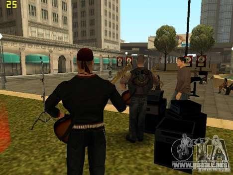 La franja de Gaza para GTA San Andreas sexta pantalla