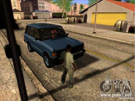 ENBseries v.0.075 para GTA San Andreas segunda pantalla