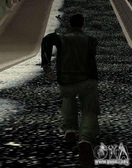 Nuevas animaciones 2012 para GTA San Andreas quinta pantalla