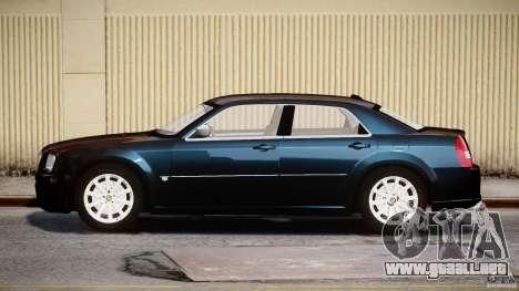 Chrysler 300C SRT8 para GTA 4 left