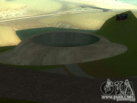 Ekstrimalov Park para GTA San Andreas tercera pantalla