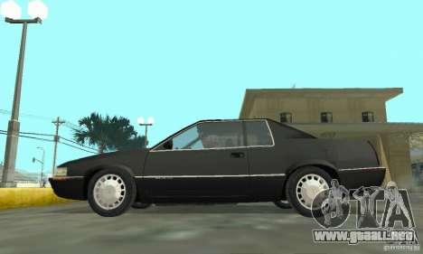 Cadillac Eldorado 1996 para la visión correcta GTA San Andreas