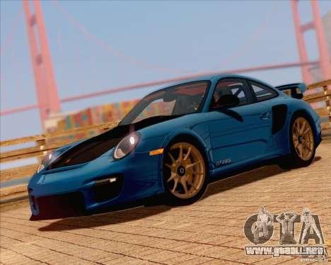 SA_NGGE ENBSeries v1.1 para GTA San Andreas tercera pantalla