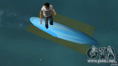 Surfboard 3 para GTA Vice City visión correcta