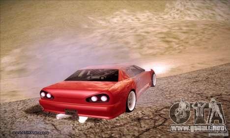 Elegy 180SX para GTA San Andreas left