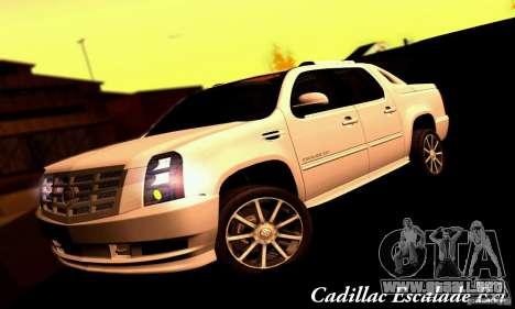 Cadillac Escalade Ext para GTA San Andreas