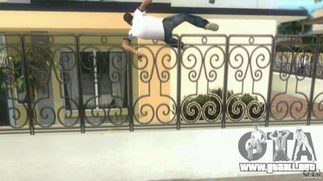 Cleo Parkour for Vice City para GTA Vice City octavo de pantalla