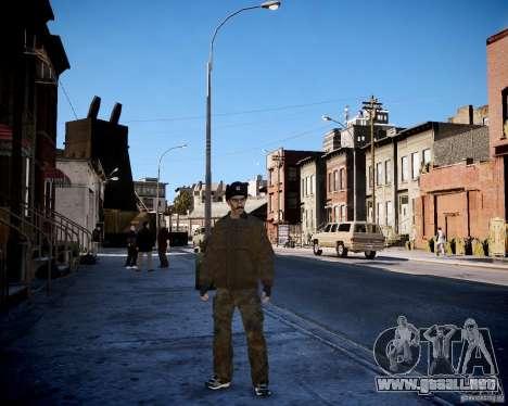 Niko - Stalin para GTA 4 séptima pantalla