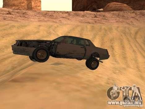 Emperador Rusty de GTA 4 para GTA San Andreas left