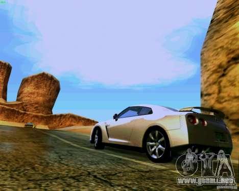 ENBSeries by S.T.A.L.K.E.R para GTA San Andreas novena de pantalla