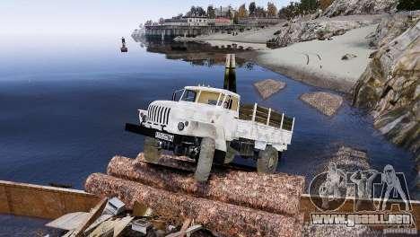 Ruta Trialovskaâ para GTA 4
