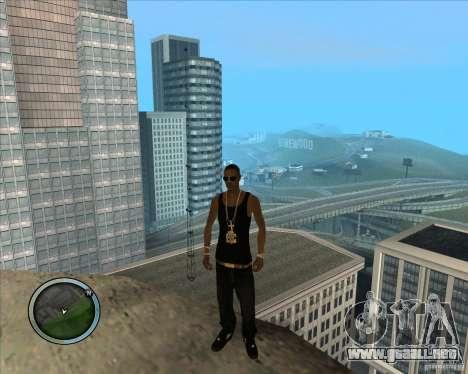 Memory512 - No SALA or Stream anymore para GTA San Andreas segunda pantalla