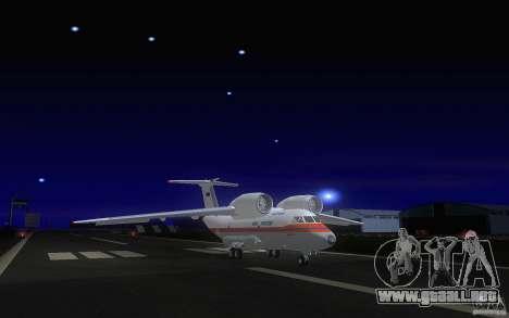 Antonov 74 para GTA San Andreas left