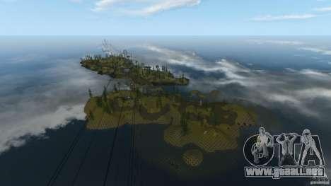 The Loggers Point para GTA 4 tercera pantalla