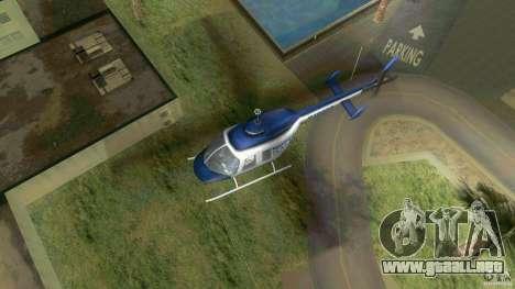 SubtopiCo SMB Maverick para GTA Vice City visión correcta