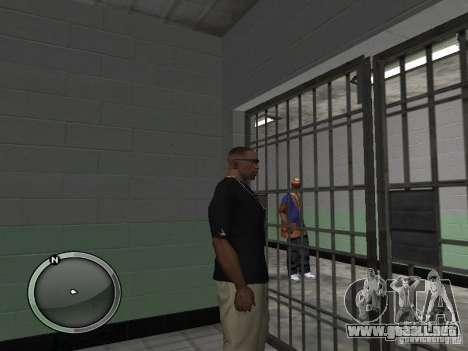 La detención del violador-3 para GTA San Andreas tercera pantalla