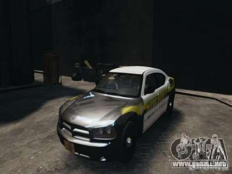 Dodge Charger Slicktop 2010 para GTA 4