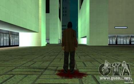 Mutant para GTA San Andreas segunda pantalla