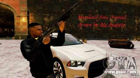 Marshall de Crysis 2 para GTA 4
