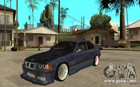BMW E36 M3 Street Drift Edition para GTA San Andreas