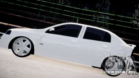 Chevrolet Astra Advantage 2009 para GTA 4 left