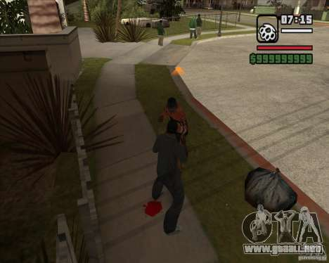 Reality Peds Settings 1.0 para GTA San Andreas