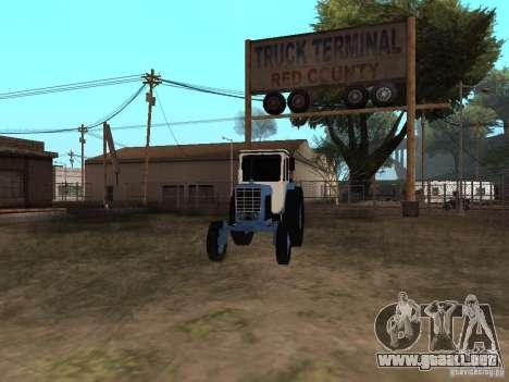 MTZ 52 para la visión correcta GTA San Andreas