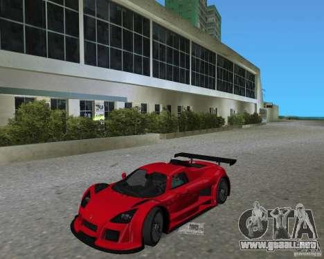 Gumpert Apollo Sport para GTA Vice City