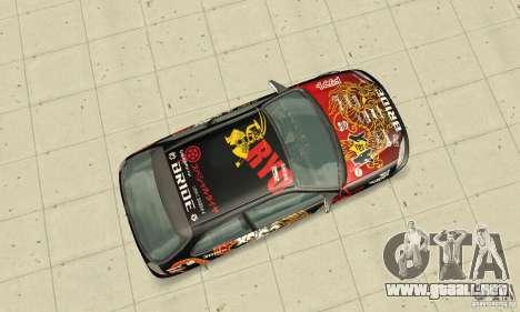Honda-Superpromotion para la visión correcta GTA San Andreas