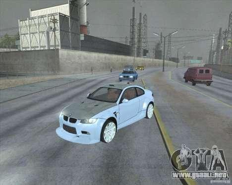 MOD de Jyrki para GTA San Andreas undécima de pantalla