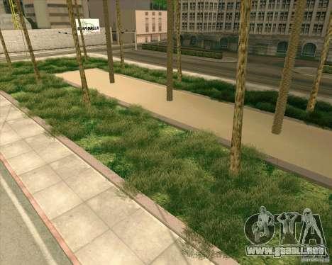 Nuevas texturas Hospital General de todos los Sa para GTA San Andreas quinta pantalla
