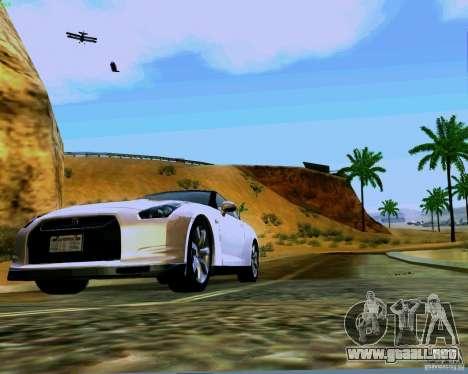 ENBSeries by S.T.A.L.K.E.R para GTA San Andreas octavo de pantalla