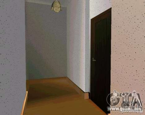 Nueva casa CJ v2.0 para GTA San Andreas quinta pantalla