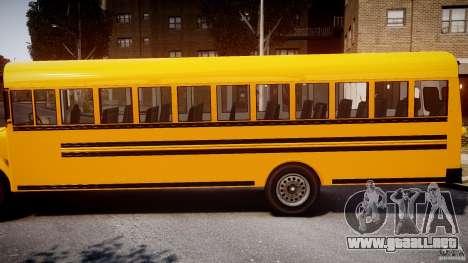School Bus [Beta] para GTA 4